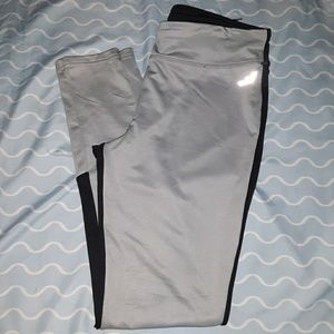 Bcg black and gray pants, size L